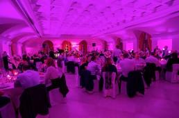 cena gala aziendale roma