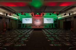 Evento aziendale Kaspersky in hotel