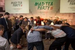 Teambuilding Kaspersky EventLabs