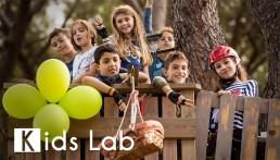 Feste a tema per bambini EventLabs